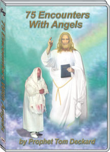 SEVENTY FIVE ENCOUNTERS WITH ANGELS DVD